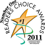 Readers Choice Award 2011